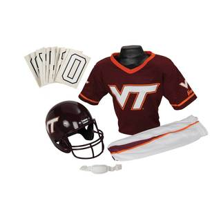 Franklin Sports Youth Virginia Tech Football Uniform Set