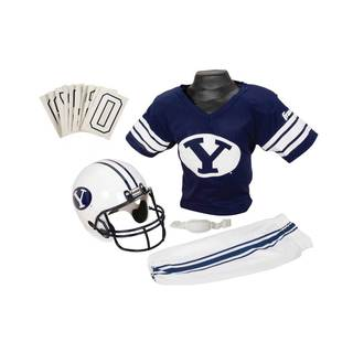 Franklin Sports Youth BYU Football Uniform Set