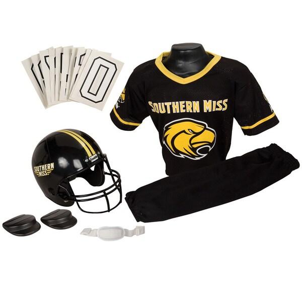 Franklin Sports Youth Southern Mississippi Football Uniform Set