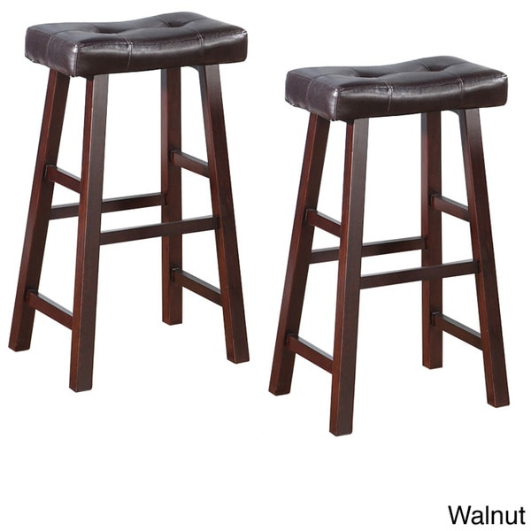 Shop Montana 29 Inch Barstools Set Of 2 Free Shipping
