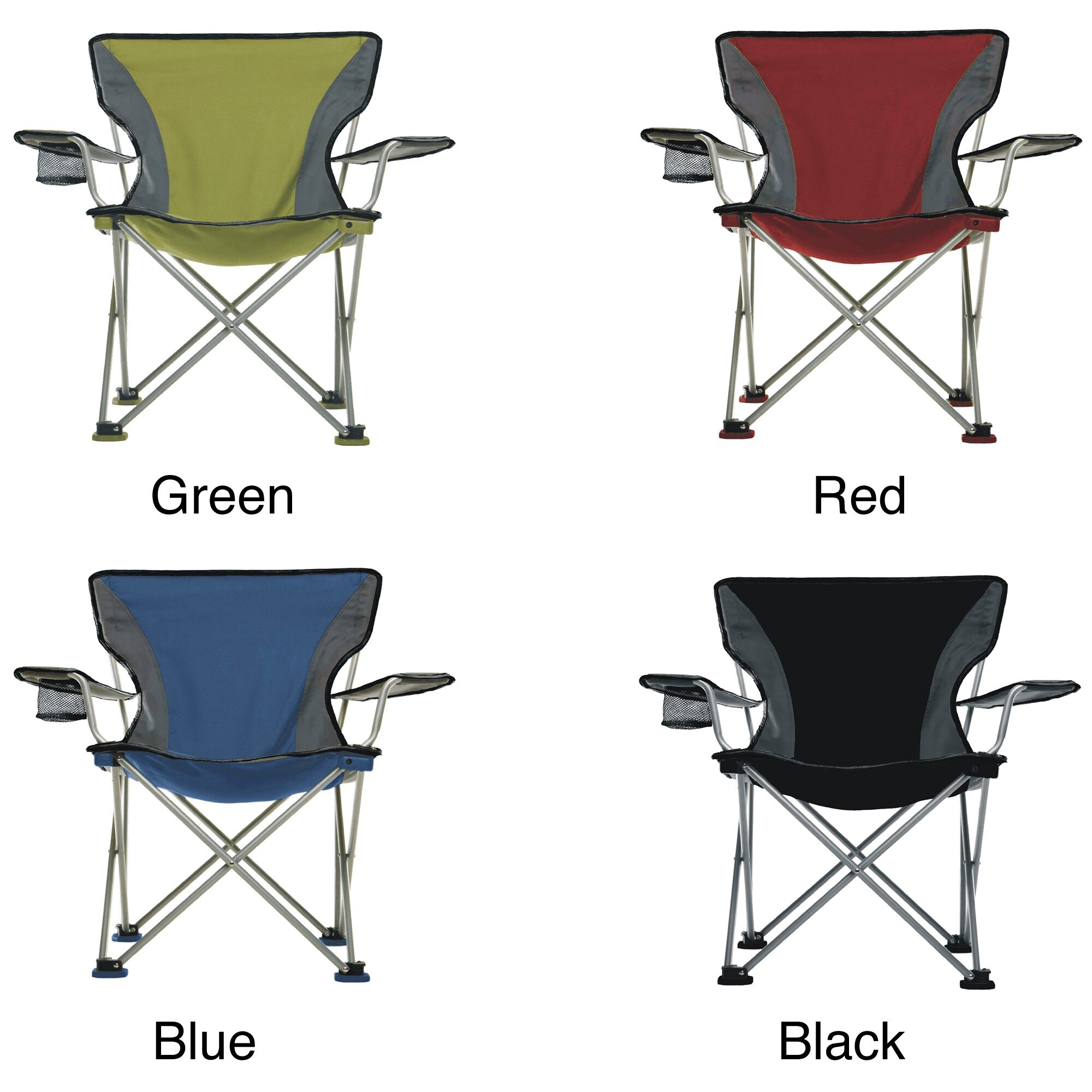 TravelChair Easy Rider Folding Camp Chair (Black)