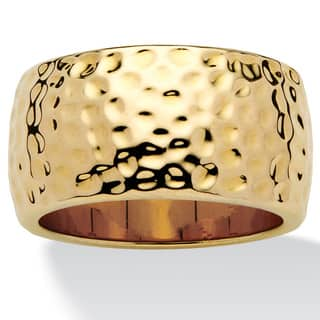 Hammered-Style Band Tailored https://ak1.ostkcdn.com/images/products/6287710/P13920429.jpg?impolicy=medium