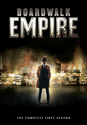 Boardwalk Empire: Complete First Season (DVD)
