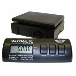 My Weigh Ultraship 55-lb Electronic Digital Shipping Postal Scale