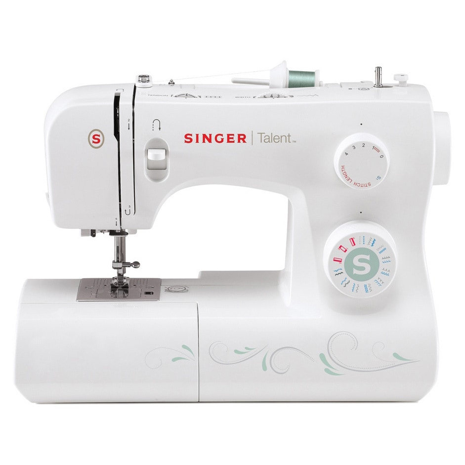 SINGER SEWING CO. 3321 Talent 23-Stitch Sewing Machine (S...