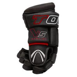 Tour Hockey V-5 Adult Elite Roller Hockey Gloves - Thumbnail 1