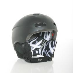 Red Protection Reya Women's Helmet in Black (53-55 cm or 55-57 cm)