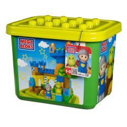 Mega Bloks Medium Tub Town Dragon Castle - Thumbnail 0