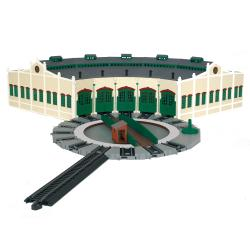 Thomas and Friends Tidmouth Sheds with Turntable