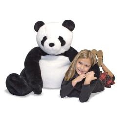 Melissa & Doug Panda Plush Toy