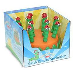 Melissa & Doug Grub Scouts Sprinkler Water Toy - Thumbnail 1