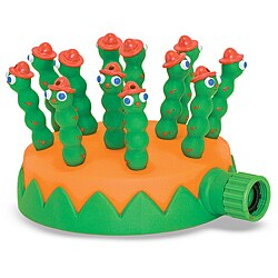 Melissa & Doug Grub Scouts Sprinkler Water Toy