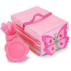 Melissa & Doug Bella Butterfly Picnic Play Set