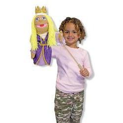 Melissa & Doug Princess Puppet - Thumbnail 1