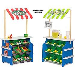 Melissa & Doug Grocery Store/ Lemonade Stand