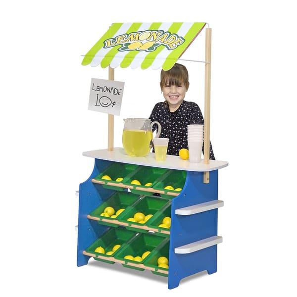 Shop Melissa Doug Grocery Store Lemonade Stand Free