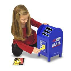 Melissa & Doug Stamp and Sort Mailbox - Thumbnail 1
