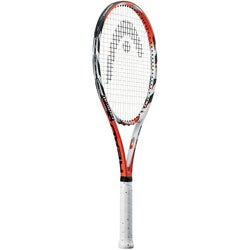 Head MicroGel Radical MidPlus 27-inch Hydrosorb-grip Tennis Racquet (5 options available)