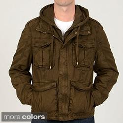 R & O Men's Cotton Ottoman Hipster Jacket