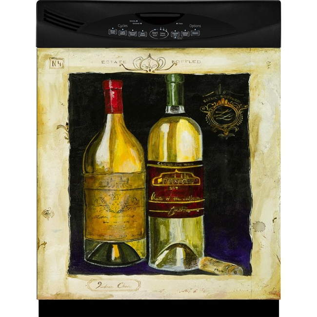 Appliance Art 'Estate Bottled' Dishwasher Cover - Thumbnail 0