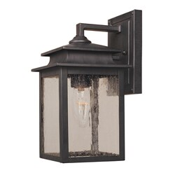 World Imports Sutton Collection Single Light Wall Sconce