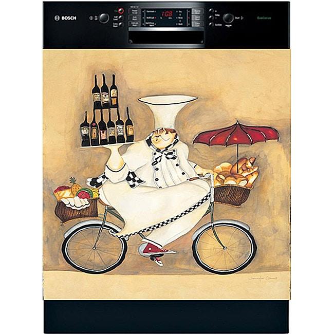 Appliance Art 'Wine Peddler' Dishwahser Cover