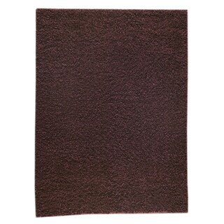M.A.Trading Hand-woven Cherry Brown Area Rug (8' x 10')