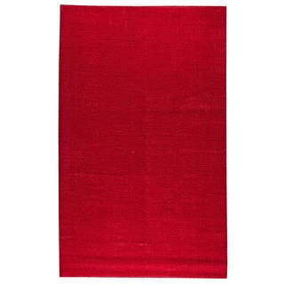 M.A.Trading Hand-woven Cherry Pink Rug (8' x 10')