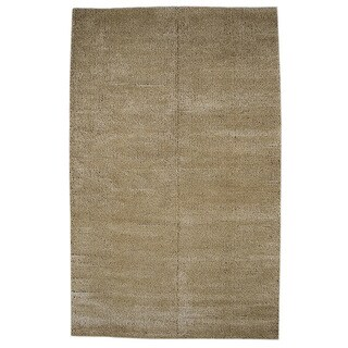 M.A.Trading Hand-woven Cherry Beige Rug (8' x 10')