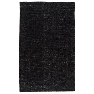 M.A.Trading Hand-woven Cherry Black Rug (8' x 10')