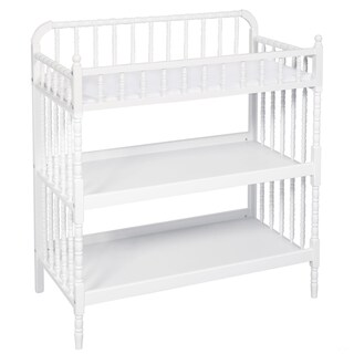 DaVinci Jenny Lind Changing Table (Option: White)