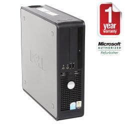 Dell Optiplex 755 Intel Core 2 Duo 3.0GHz CPU 4GB RAM 750GB HDD Windows 10 Pro Small Form Factor Computer (Refurbished)