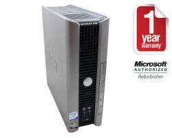 Dell Optiplex 755 Intel Core 2 Duo 2.0GHz CPU 2GB RAM 500GB HDD Windows 10 Home Ultra Small Form Factor Computer (Refurbished)