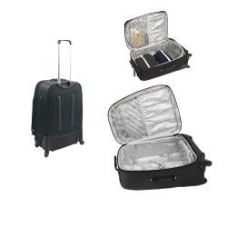 Kenneth Cole Reaction Curve Appeal II 26-inch Spinner Upright Luggage - Thumbnail 2