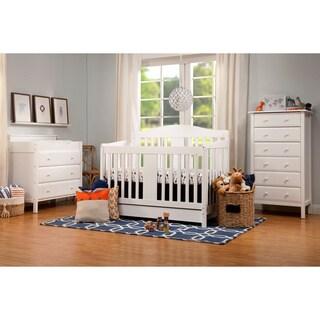 DaVinci Richmond 4-in-1 Crib with Toddler Rail in Espresso
