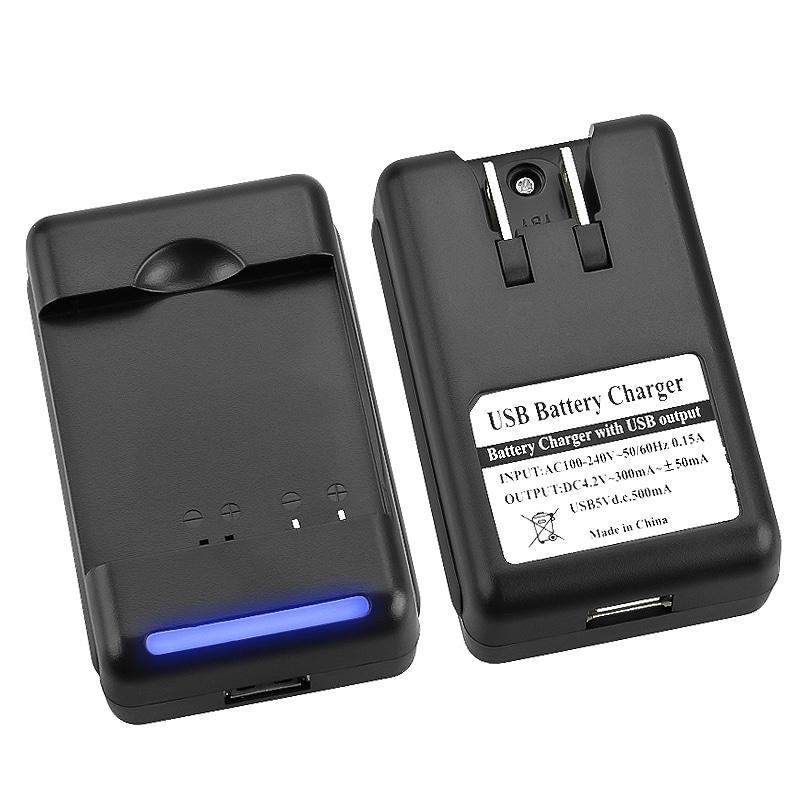 INSTEN Desktop Battery Charger for HTC Desire HD/ Ace