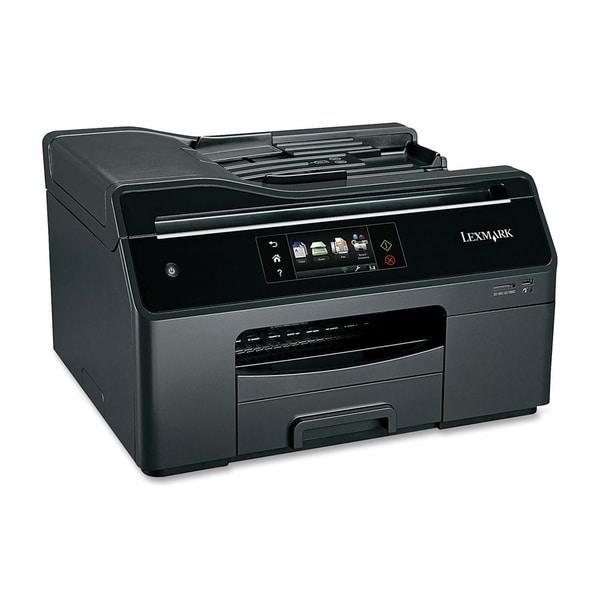 Lexmark OfficeEdge Pro5500 Inkjet Multifunction Printer - Color - Pla