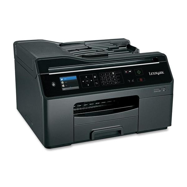 Lexmark OfficeEdge Pro4000 Inkjet Multifunction Printer - Color - Pla
