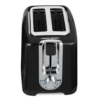 Black & Decker TR1256B 2-Slice Toaster