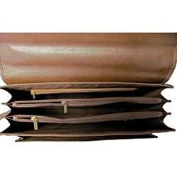 Amerileather Quincy Executive Leatherette Briefcase