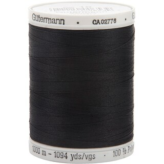 Guterman Black Sew-all Thread