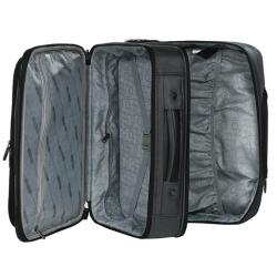 Kenneth Cole Reaction Triple Cross 17-inch Rolling Carry-on Tote - Thumbnail 1