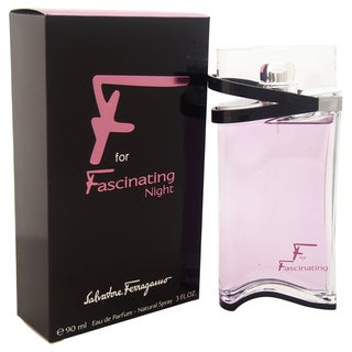 Salvatore Ferragamo F for Fascinating Night 3-ounce Eau de Parfum Spray