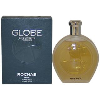 Rochas Globe Men's 3.4-ounce Eau de Toilette Spray