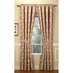 Couture Blonde 84-inch Curtain Panel Pair