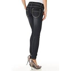MDZ Women's Marissa Dark Skinny Jeans - Thumbnail 1