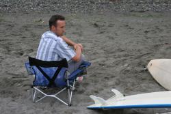 TravelChair French Cut Folding Camp Chair - Thumbnail 1