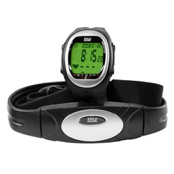 Pyle Heart Rate Watch for Running Walking and Cardio