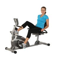 Exerpeutic 1000 High-capacity Magnetic Recumbent Bike