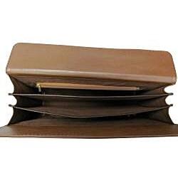 Amerileather Ambassador Executive Leatherette Briefcase